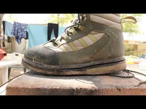 Wading Boot Repair