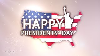 Presidents' Day in the United States / Created by Sirak Ohanyan