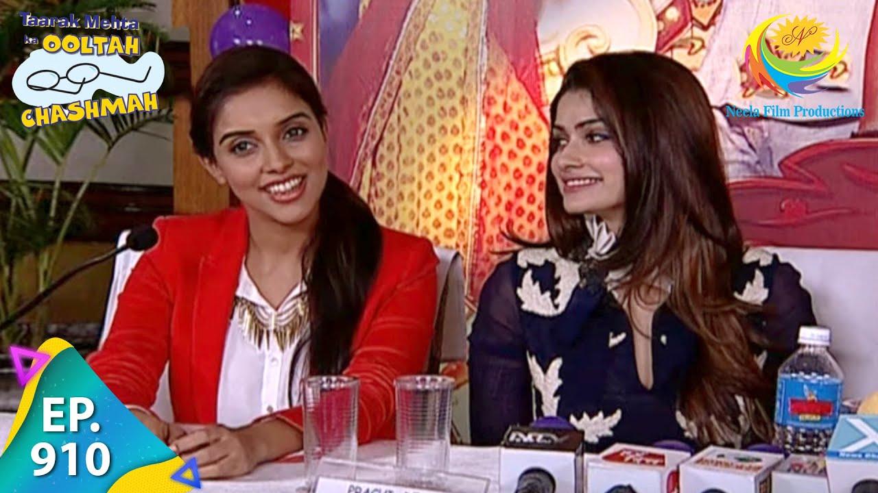 Download Taarak Mehta Ka Ooltah Chashmah - Episode 910 - Full Episode