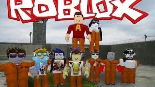 TAKİPÇİLERLE İSYAN ÇIKARDIK l Roblox Prison Life Bölüm 3 l Roblox'da Hayran Ordusu