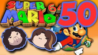 Super Mario 64: Trail of Tears - PART 50 - Game Grumps