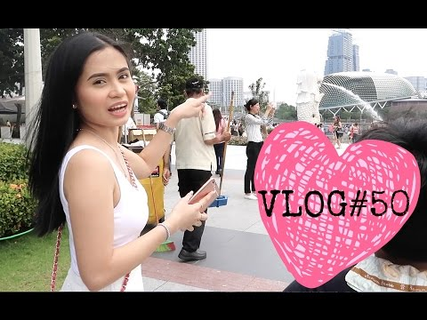 VLOG#50: Singapore Vlog Day3 to Day4 | Anna Cay ♥