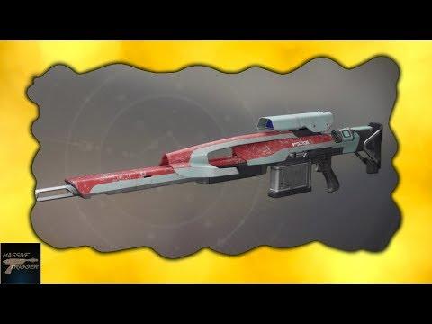Destiny 2 Curse Of Osiris Maestro 46 Legendary Sniper Rifle Review
