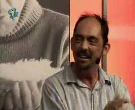 Steve Hofmeyr onderhoud met Leon