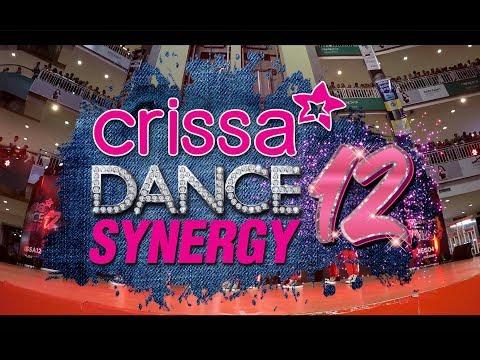 Crissa Dance Synergy 12   Elims   Mindanao   College   Ateneo De Davao Univ   SBG Flick   2nd