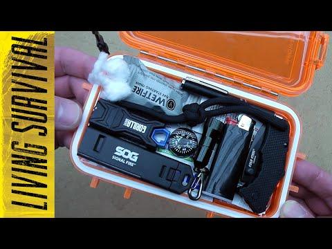Waterproof Mini Survival Kit 2.0