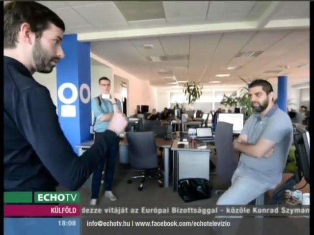 A pártok többsége kiáll az Origo mellett - Echo Tv - YouTube