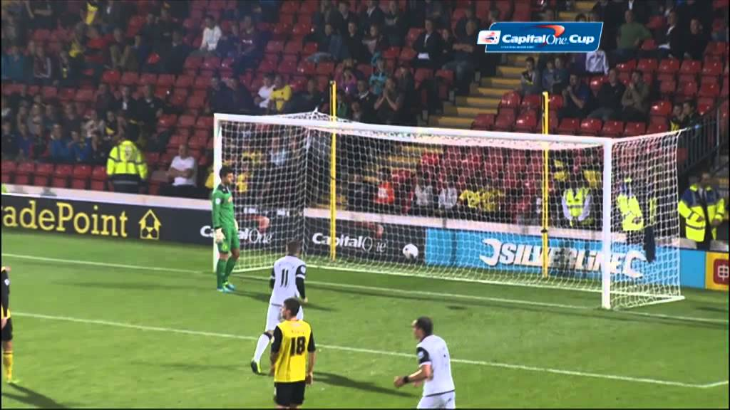 Highlights Watford 2 3 Norwich City Aet Youtube