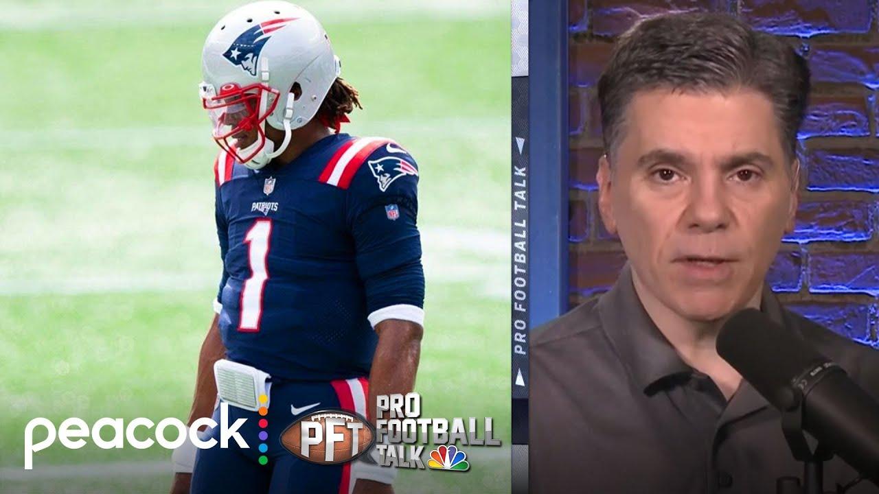 Cam Newton noncommittal on future with New England Patriots | Pro Football Talk | NBC Sports