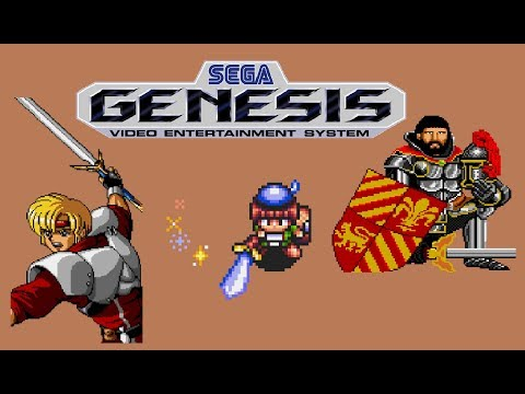 Top 20 Best Sega Genesis RPG Games