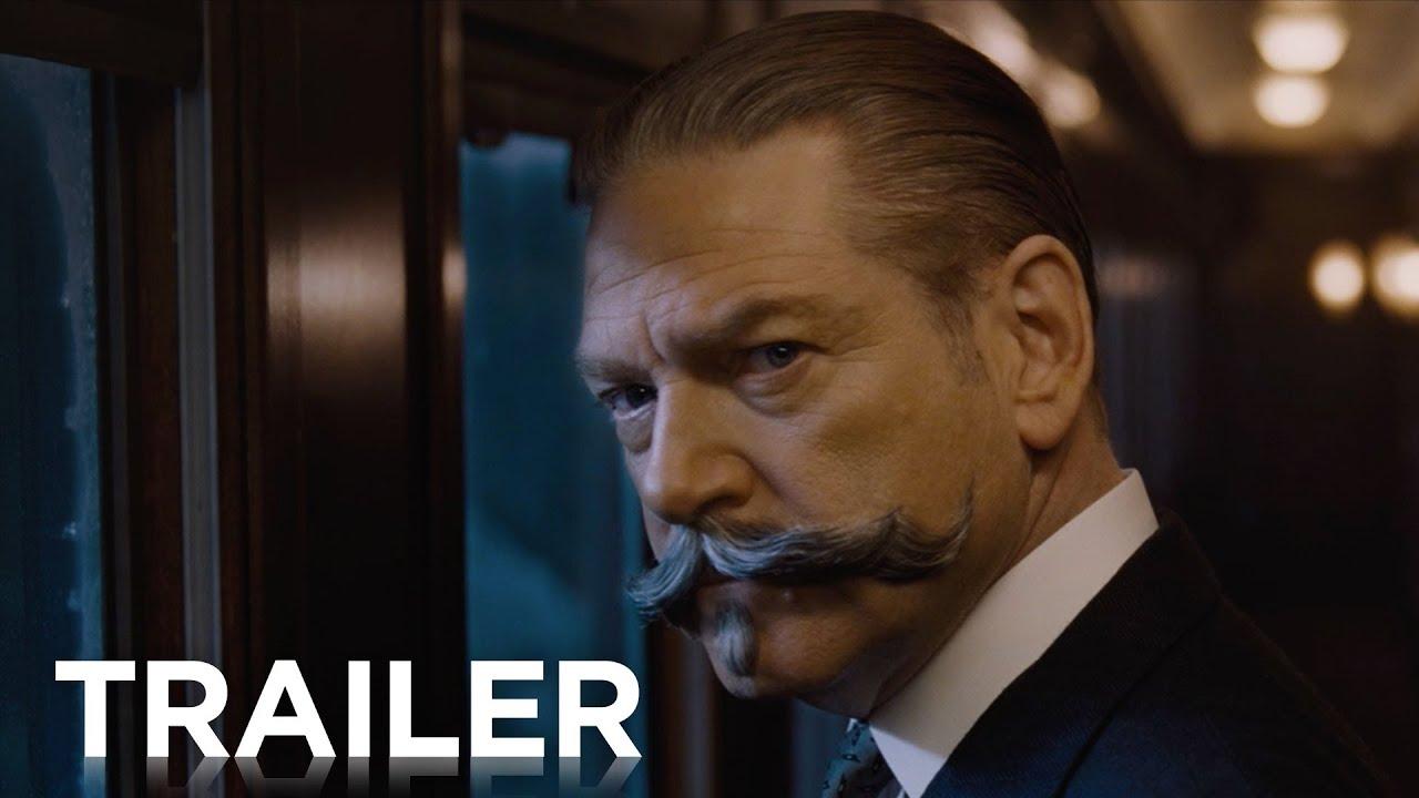 Mordet på Orientexpressen | Officiell Trailer 2