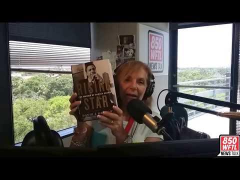 Joyce's Comments : Joyce interviews Pulitzer prized author David Garrow