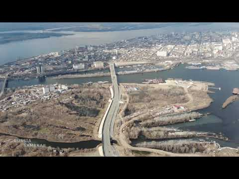С высоты птичьего полёта / Куйбышевский район / город Самара / Russia