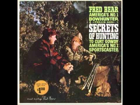 Fred Bear - Secrets of Hunting - Side 1