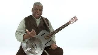 Blues Guitar Lesson - Slide, Resonator, and Open Tunings - Rev. Robert Jones