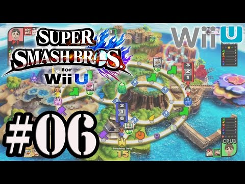 Let's Play: Super Smash Bros for Wii U - Parte 6