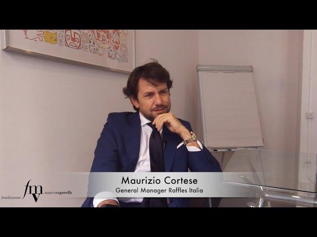 Maurizio Cortese, ricordi di un guerriero