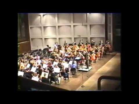 1998 South Carolina Senior All-State Strings Orchestra