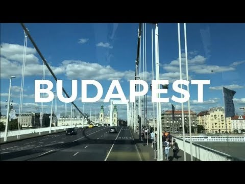 Budapest Timelapse | Short Family Trip Video Shot on iPhone 7