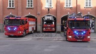 31-1210, 31-1260, 31-3330 Storstockholms Brandförsvar/Greater Stockholm Fire Brigade [SE | 4.2015]