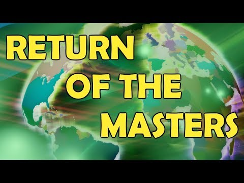 Return of the Masters (Opening of Stargates and Collapse of the False Matrix - August 2017)