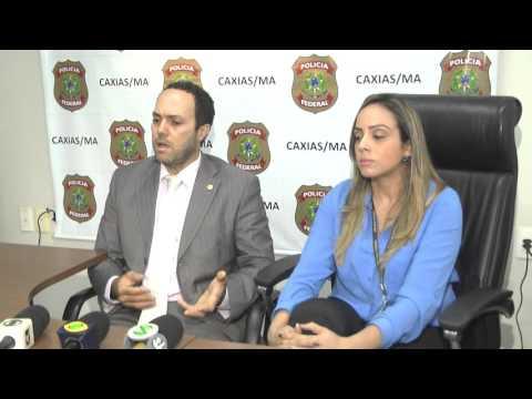 Polícia Federal apreende em Caxias remédios com datas vencidas e oriundos de lixões