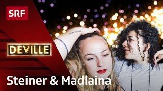 Steiner & Madlaina   Deville   SRF Comedy