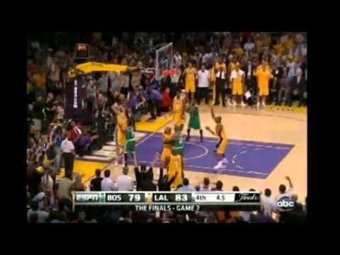 Celtics-Lakers Rivalry