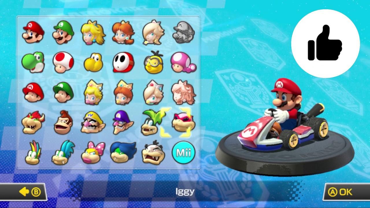 Sauvegarde Save 100 Mario Kart 8 Wii U Cemu