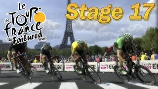 Pro Cycling Manager 2014 - Tour de France - TFW - Stage 17