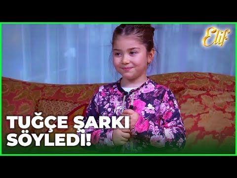 Tuğçe'den Üst Düzey Sahne Showu - Elif Dizisi 115. Bölüm