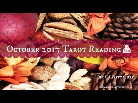 Cancer October 2017 TRANSFORMATION BREATHE CLEANSE Tarot Reading