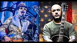 Aaron Lewis Flips Out On Wes Borland (Staind Vs  Limp Bizkit) MUSIC NEWS