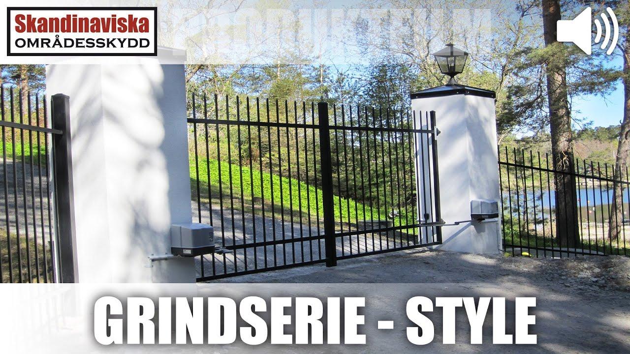 "Grindserie   style ""smidesgrindar""   youtube"