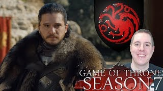 Game of Thrones Season 7 Finale - The Dragon and the Wolf - Video Review!