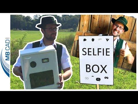 Selfiebox schnell selbst