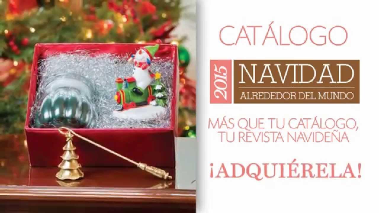 Ideas para tus obsequios. Navidad Alrededor del Mundo 2015 ...