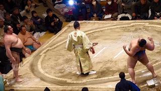 2017.02.05日本大相撲トーナメント第四十一回大会①⑥琴奨菊VS臥牙丸(二回...