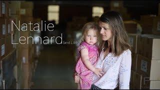 Natalie Lennard - Miss Aniela and FRAMED at THE FARM