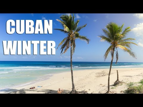 WINTER IN CUBA IT'S LIKE SUMMER IN THE REST OF THE WORLD
