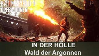 BATTLEFIELD 1 Operationen: In die Hölle - Wald der Argonnen - Deutsches Reich