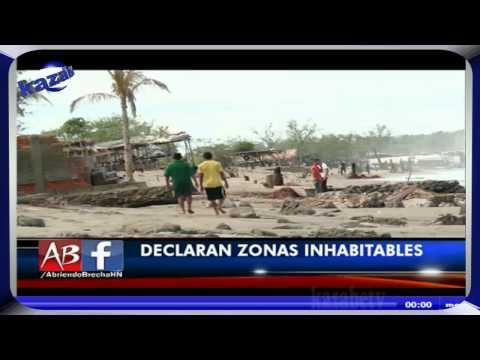 Abriendo brecha el canal de la noticias Honduras