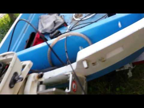 How To Convert A Classic 13 Foot Boston Whaler To A Long Shaft