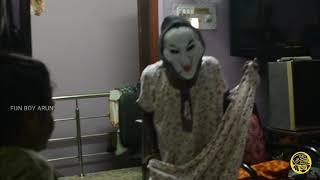 Download lagu mom ghost prank my Akka prank | நைட்டி போட்ட பேய் | fun boy Arun