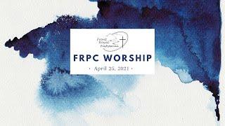 FRPC   April 25, 2021