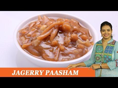 JAGGERY PAASHAM - Mrs Vahchef