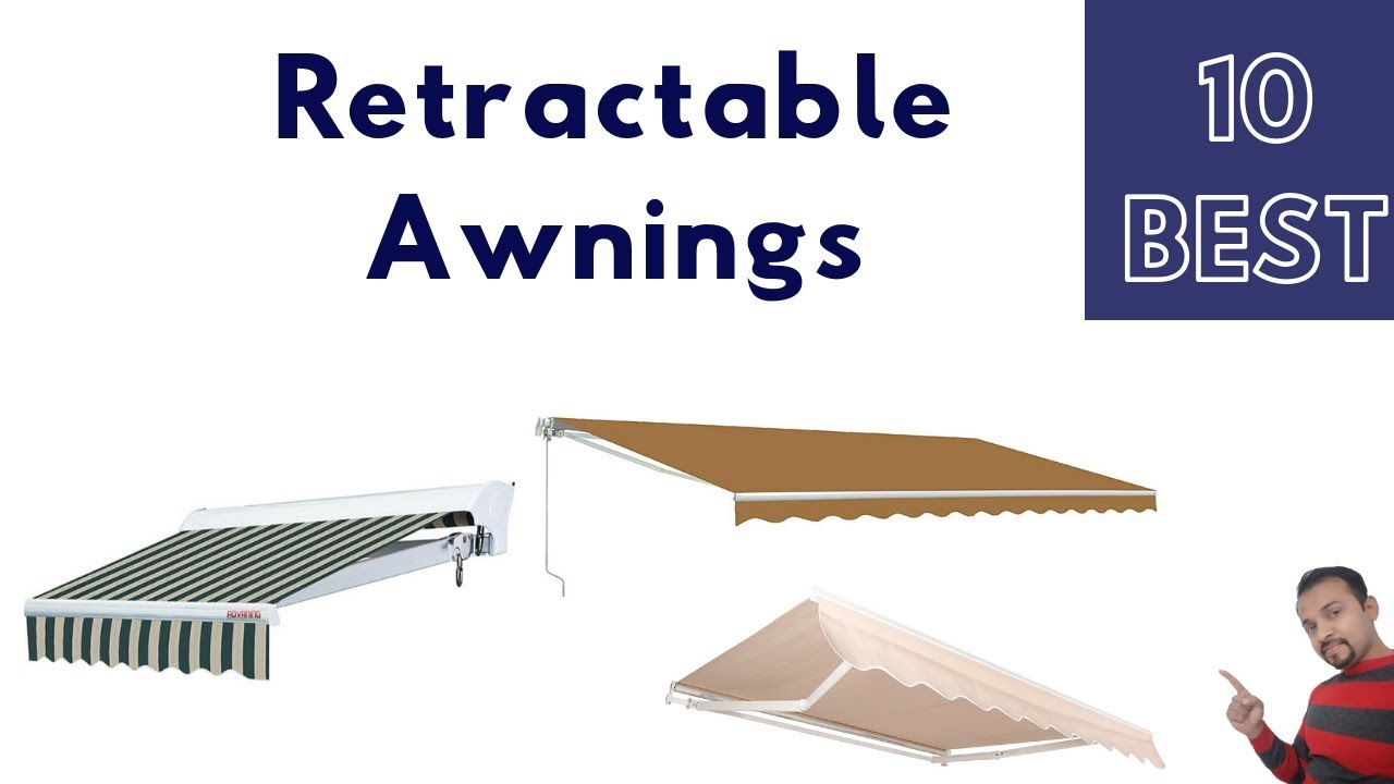 Top 10 Best Retractable Awnings to Buy in 2019 List ...