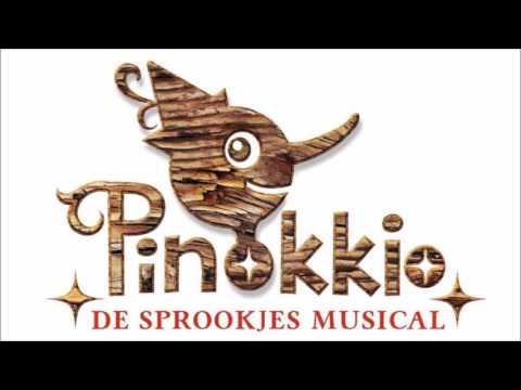 Gepetto - Pinokkio De Sprookjesmusical - Efteling