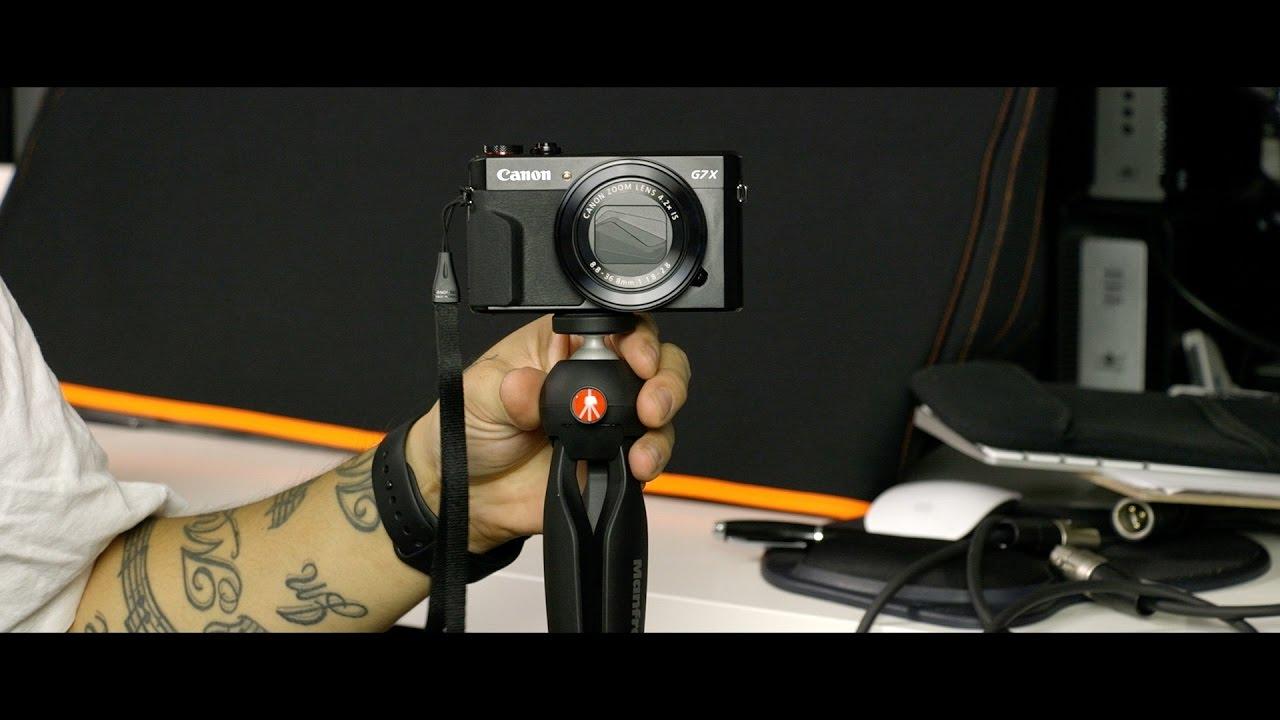 Best Mini Tripod For Vlogging G7x Mkii Or Rx100 Mk V