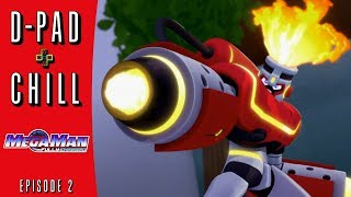 "Video ""Throwing Shade Part II"" - Mega Man: Fully Charged S1E02 - D-PAD + CHILL download MP3, 3GP, MP4, WEBM, AVI, FLV Agustus 2018"